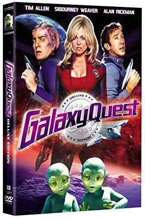 Galaxy Quest (DVD, 2000, Widescreen-REGION 1)  Sigourney Weaver Tim Alle