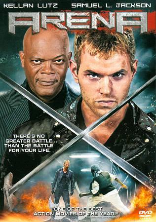 Arena (DVD, 2011) Samuel L Jackson Kellan Lutz