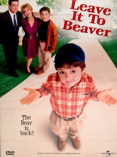 Leave it to Beaver (DVD, 1998) Janine Turner/Christopher McDonald Comedy