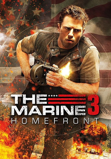The Marine 3: Homefront (DVD, 2013-Language: English and French Subtitle