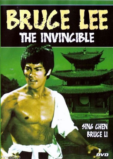 Bruce Lee The Invincible (DVD 2006 Standard Fullscreen-DIDVIEW Entertainment) Br