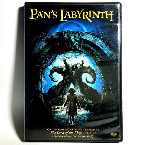 Pan's Labyrinth (DVD, 2006)