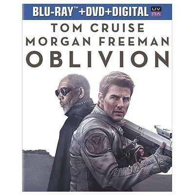USED-Oblivion (Blu-ray, DVD, Digital HD, 2-Disc Set)  In slip cover