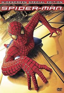 USED-Spider-Man 1,2,3 (DVD Widescreen Special & Deluxe Edition)