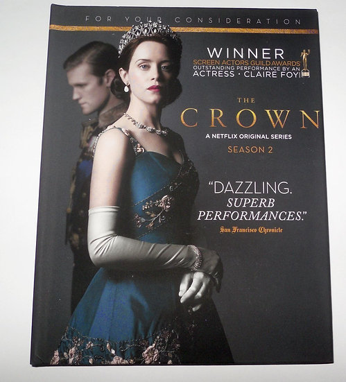 2 FYC 2018 THE CROWN and The Handmaid's Tale For Your Consideration Emmy