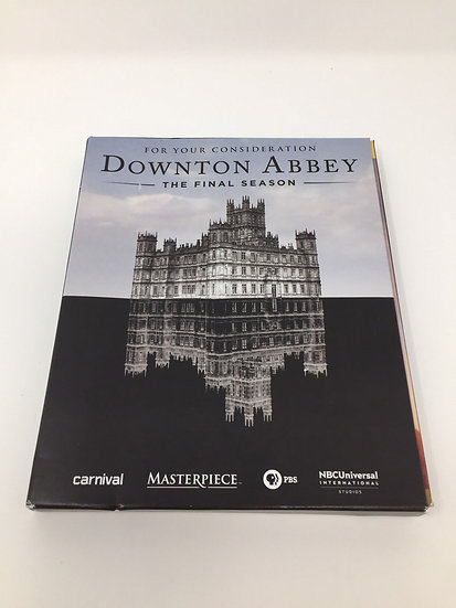 FYC 2016 Downton Abbey For Your EMMY Consideration Outstanding Drama Ser
