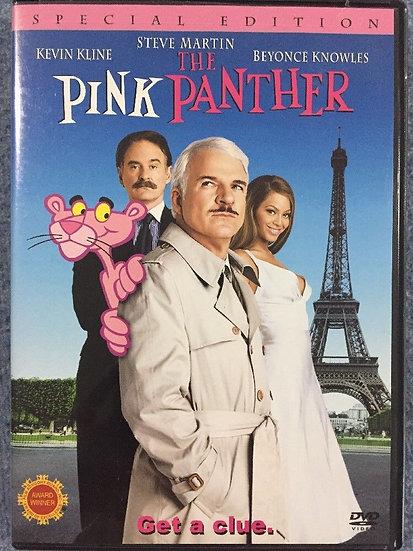 USED-he Pink Panther Special Edition (DVD)  Steve Martin Beyoncé Kevin Kline