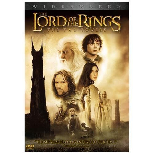 USED-The Lord of the Rings: Towers/King and Ring DVD