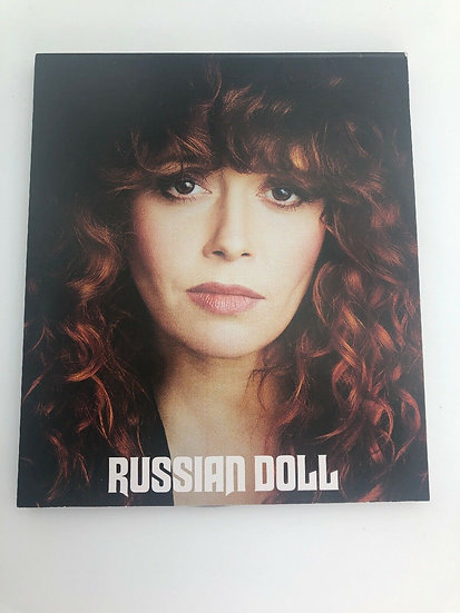 FYC 2019 Russian Doll DVD (2) NETFLIX