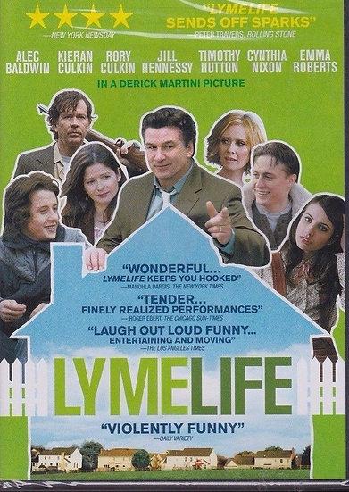 Lymelife (DVD 2009)  Alec Baldwin Emma Roberts