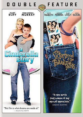 Cinderella Story / Sisterhood of the Traveling Pants (DVD, 200
