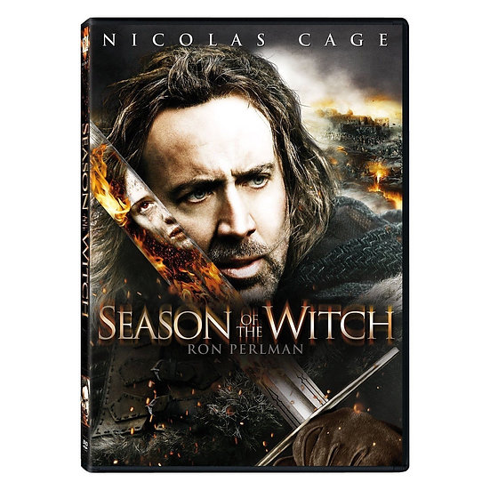 Season of the Witch (DVD, 2011) Nicholas Cage Ron Perlman