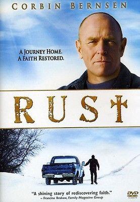 Rust-A Journey Home. A Faith Restored. (DVD 2010) Corbin Bernsen