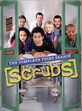 Scrubs The Complete Third Season (DVD 2006)