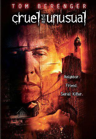 Cruel and Unusual (DVD, 2002) Widescreen