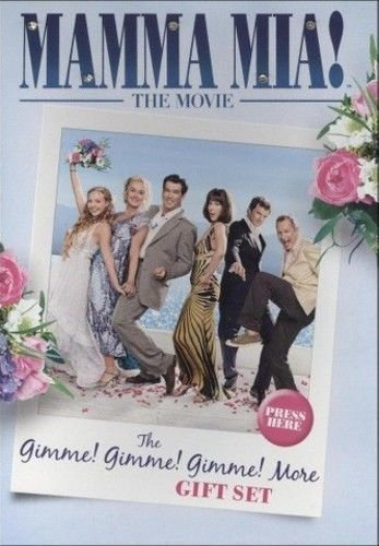 Mamma Mia (DVD-2 disc)  Meryl Streep Pierce Brosnan Colin Firth  Include