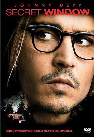 Secret Window (DVD, 2004)  Johnny Depp