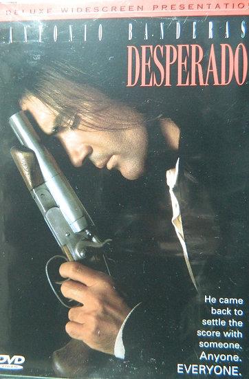 NEW Desperado Antonio Banderas (DVD 1996)