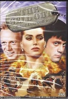 The Sell Out You-Squeel You Die DVD  RARE 1976