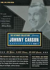 Johnny Carson: The Tonight Show Ultimate Collection Volume 1-3 (DVD 2001)