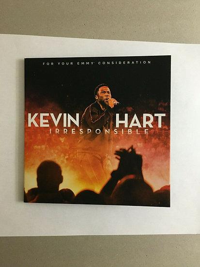 FYC 2019  KEVIN HART IRRESPONSIBLE DVD NETFLIX