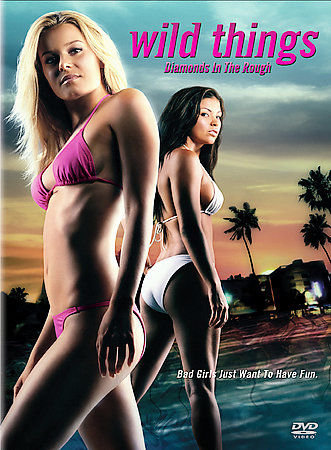 NEW wild things: Diamonds in the Rough (DVD 2004) Unrated Edition)   New Sea