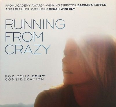 FYC 2014 Running From Crazy FOR YOUR EMMY CONSIDERATION DVD