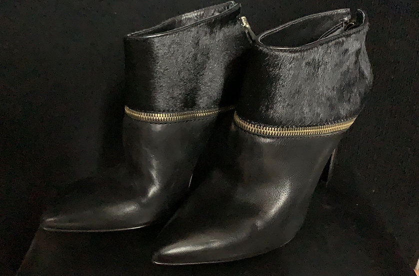 NEW Guess By Marciano Black Jamison Boots/Booties size 5.5