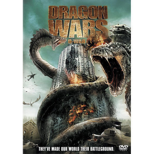 Dragon Wars (DVD, 2008 widescreen) Jason Behr