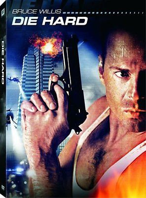 Die Hard (DVD, 2007) 1988 Bruce Willis