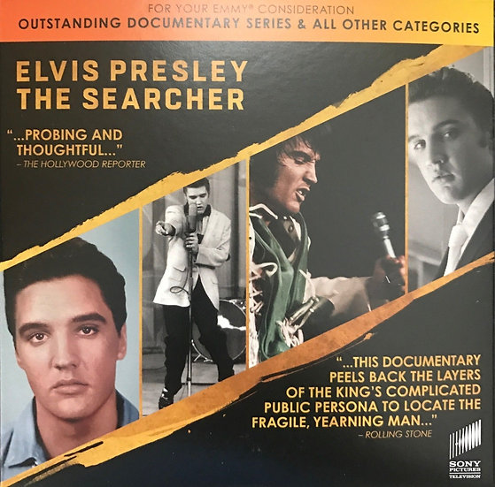 FYC 2018 ELVIS PRESLEY THE SEARCHER Outstanding Documentary Series & All Other C