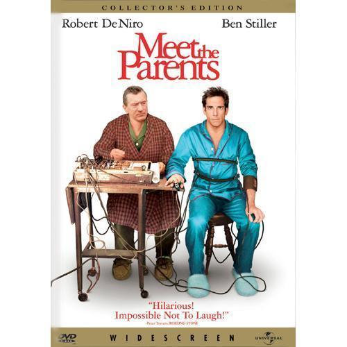 USED Meet the Parents Widescreen Collectors Edition DVD Stiller DeNiro