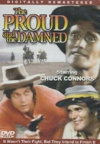 USED- The Proud and the Damned COLOR DVD, 2004-DIGVIEW Production