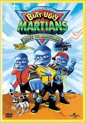 Butt-Ugly Martians - Boyz to Martians 2002