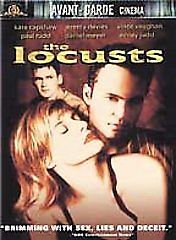 The Locusts (DVD, 2002, Widescreen) Kate Capshaw, Vince Vaughn, Pau