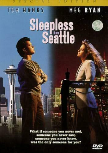 Sleepless in Seattle (DVD 1999, Special Edition) Tom Hanks and Meg Ryan