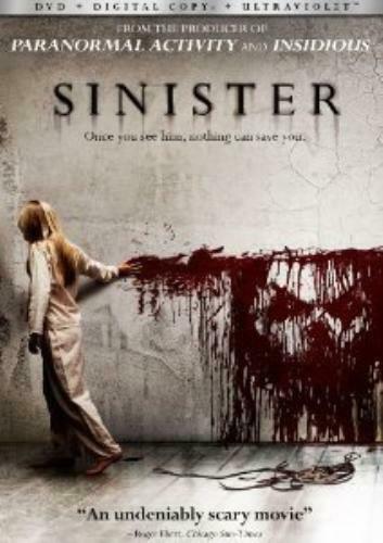 SINISTER 2 (DVD, 2012)