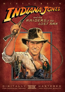 USED-Indiana Jones and The Raiders of the Lost Ark (DVD 2003) Region 1