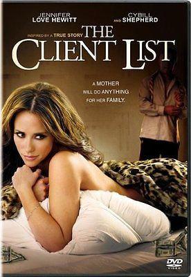 The Client List (DVD 2011) Jennifer Love Hewitt, Cybill Shepherd