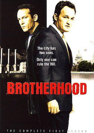 Brotherhood - The Complete First Season (DVD, 2006, 3-Disc Set)