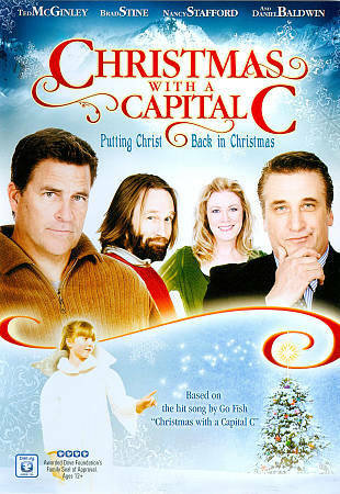 Christmas with a Capital C (DVD, 2010)