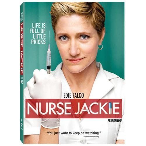 NURSE JACKIE SEASON ONE- Life is Full of Little Pricks (DVD 2009)