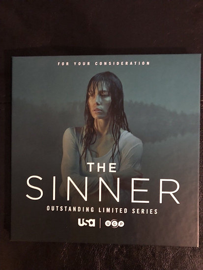 FYC 2018 THE SINNER-USA NETWORK FOR YOUR CONSIDERATION, EMMY (DVD-2disc)