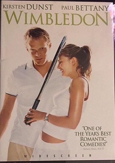 USED-Wimbledon (DVD, 2004, Widescreen)