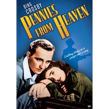PENNIES FROM HEAVEN (DVD 2003) 1936 Bing Crosby, Madge Evans, Edith Fellows