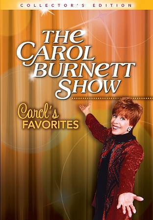 The Carol Burnett Show: Carols Favorites (DVD, 2012, 6-Disc Set)