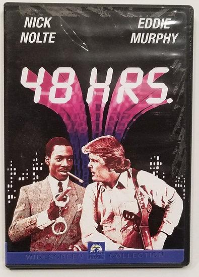 48 Hrs. (DVD, 1999, Widescreen) Region 1)