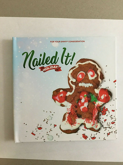 2 FYC 2019 Nailed It! Holiday! and FOOD NETWORK DINERS DRIVE-INS DIVES