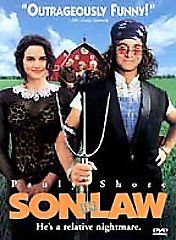 Son In Law (DVD) Pauly Shore/Carla Gugino/Lane Smith/Cindy Pickett