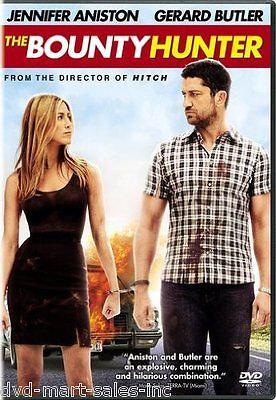 The Bounty Hunter (DVD, 2010, Widescreen)